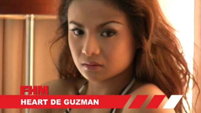 Heart de Guzman - January 2011 Girlfriend of the Month