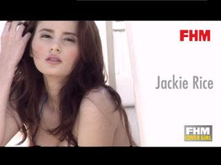 Jackie Rice - January 2009