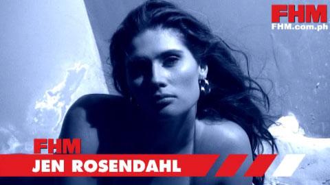 Jen Rosendahl - June 2010 FHM Online Babe