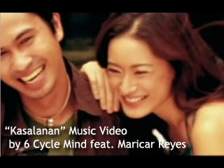 """Kasalanan"" music video by 6 Cycle Mind"