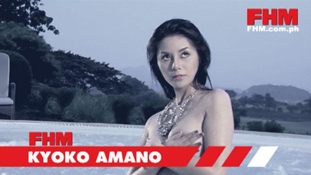 Kyoko Amano - September 2010