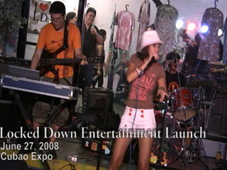 Locked Down Entertainment Launch