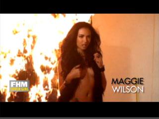 Maggie Wilson - March 2009