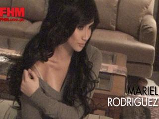 Mariel Rodriguez  - December 2008