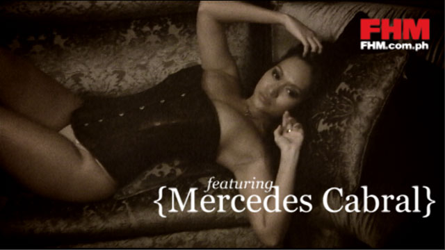 Mercedes Cabral - Ladies Confessions: Celebrity Diaries