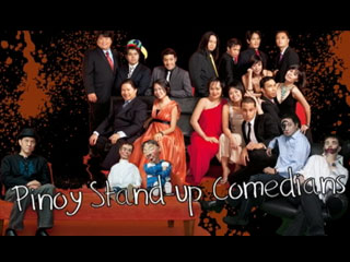 Pinoy Stand-up Comedians