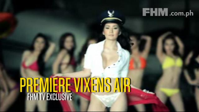 Premiere Vixens Air