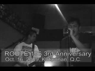 Route 196's 3rd Anniversary