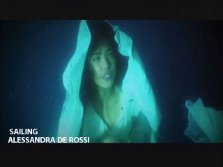 "Alessandra De Rossi's ""Sailing"" music video"