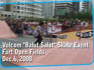 Volcom Skateboard Event