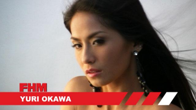 Yuri Okawa - January 2011 FHM Online Babe