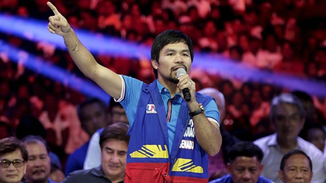Manny Pacquiao Accepts Nike's Decision