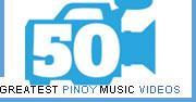 50 Greatest Pinoy Music Videos