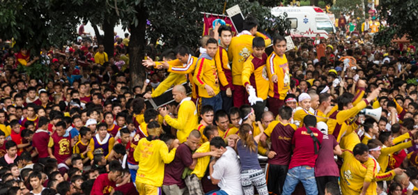 Feast Of The Black Nazarene: A Gallery Of Devotees