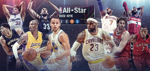 FHM Predicts The NBA 2015 All-Star Weekend!