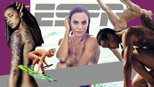 LOOK: Famous Hot-Letes Bare It All For ESPN's Body Issue 2015!