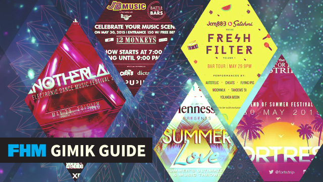 The FHM Gimik Guide: End Your Summer With A Massive EDM Fest, An OPM-Powered Rock Show, And An All-Female DJ Summer Party!