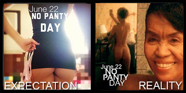 FHM Helps You Survive Hump Day: The No Panty Day Redemption!