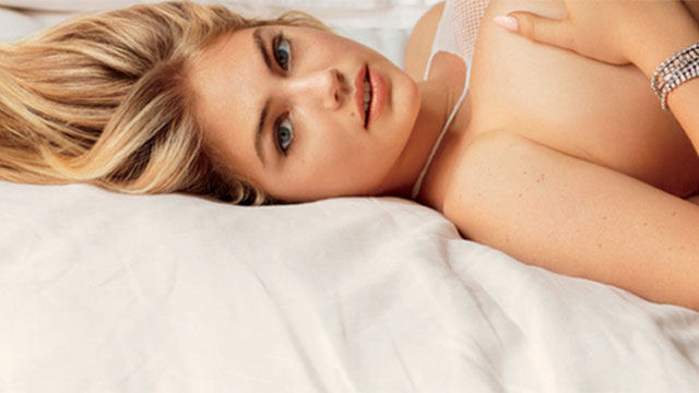 Kate Upton Is Back And Her Lingerie Game Is As Strong As Ever!