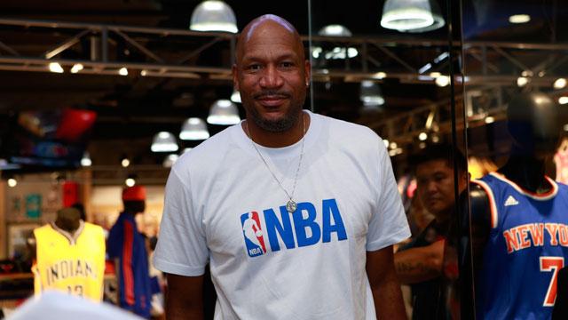 Ron Harper Tells Us Why Michael Jordan Is The G.O.A.T.