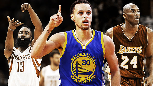 2015-16 NBA Season Preview: The Western Conference Watchability Rankings