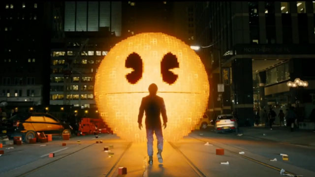 WATCH: Pixels' First Trailer Destroys Your Childhood Memory Of Videogames!