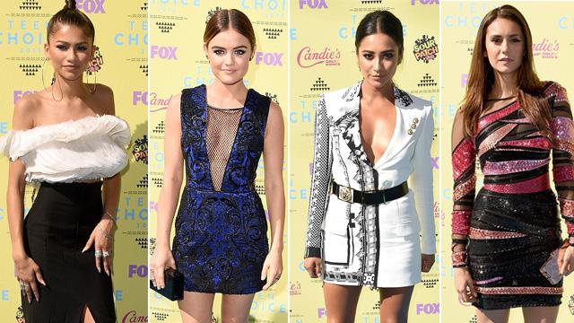 9 Former-Teen-Stars-Turned-Legit-Headturners At The 2015 Teen Choice Awards