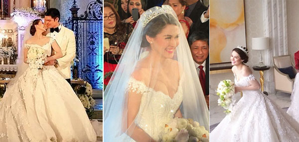 IT IS DONE: Marian Rivera Gets Hitched (The Best Photos, The Pretty Guests, And Why We're Really Jealous Of Dingdong)