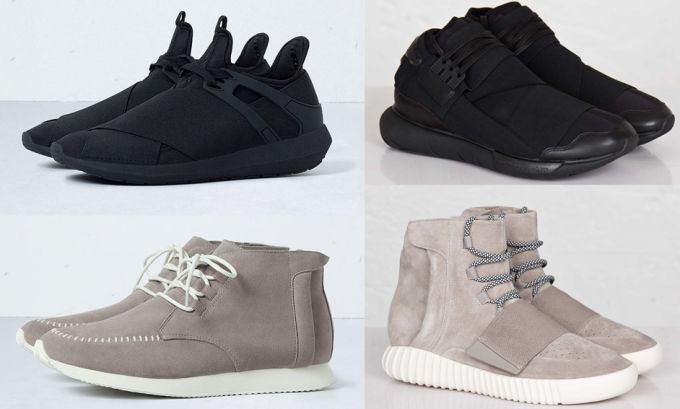 b21c69c0cdc ... their own terrible homage to Yeezy s adidas designs. Embarrassingly