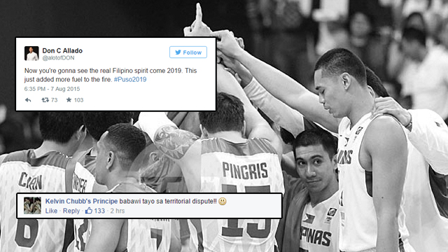 #PUSO2019: How Pinoys Reacted To China Winning The Hosting Bid For The 2019 FIBA Basketball World Cup
