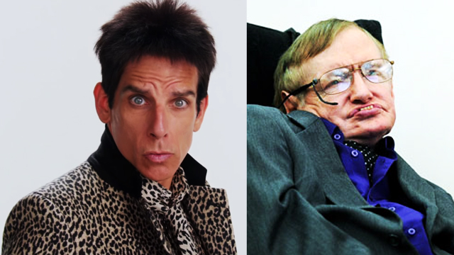 WATCH: Zoolander 2 Teaser + Stephen Hawking's Voice = So Much WIN