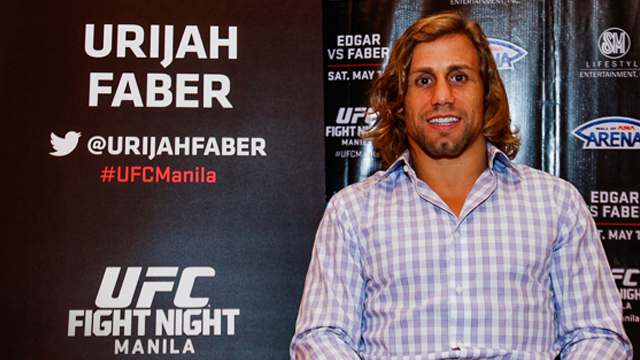 Urijah Faber Talks About His Relationship With Mark Muñoz, His In-Ring Mentality, And His Last Street Brawl