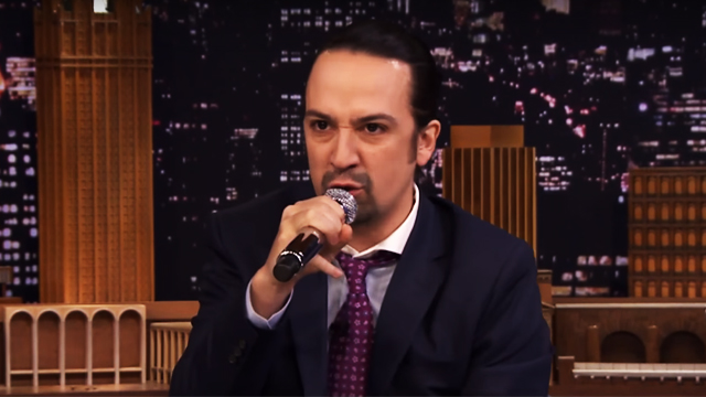 WATCH: Freestyle Rapping At Its (Broadway) Finest!