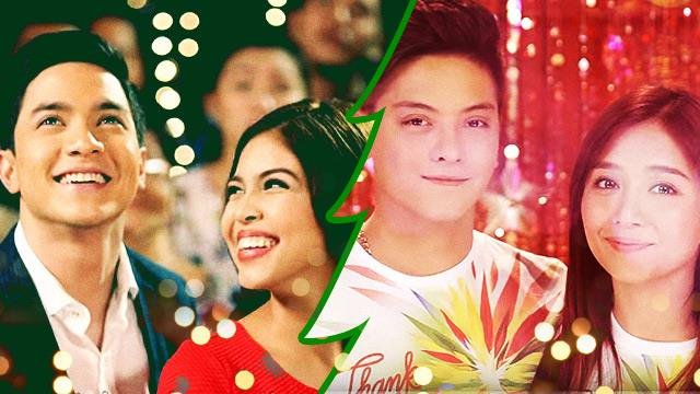The Battle Of The Christmas Station IDs 2015: ABS-CBN Vs. GMA