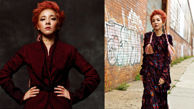 LOOK: Sandara Park Sizzles In Latest Chic Photo Shoot