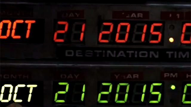 WATCH: How Real Did 'Back To The Future' Turn Out?