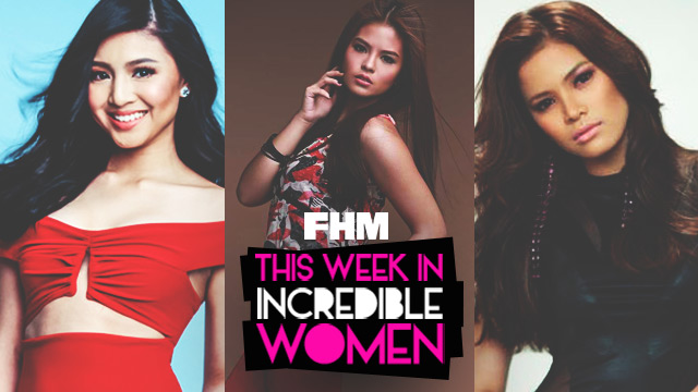 This Week In Incredible Women: Nadine As Darna, Bea Turns Legal, And Louise's Secret Project
