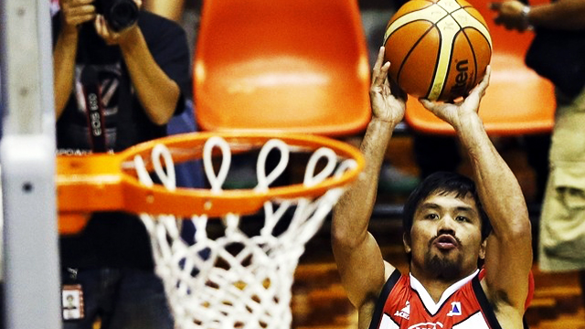 5 (Hypothetical) Manny Pacquiao Basketball Plays That Will Make Local Media Go Bananas