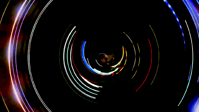 WATCH: GoPro On A Wheel Takes Us In For A Kaleidoscopic Ride
