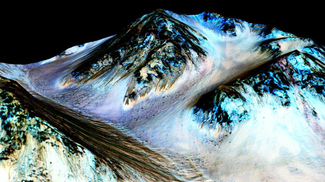 NASA Discovers Solid Evidence Of Flowing Water On Mars--What's Next?