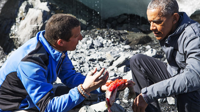 Will Obama Drink Anything Nasty During His Trek With Bear Grylls?