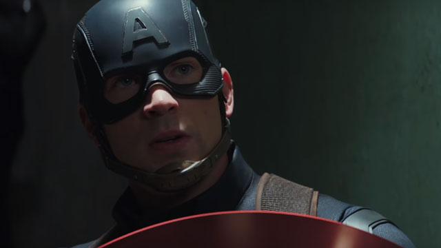 It's Superhero Vs. Superhero In The First Trailer For 'Captain America: Civil War'!