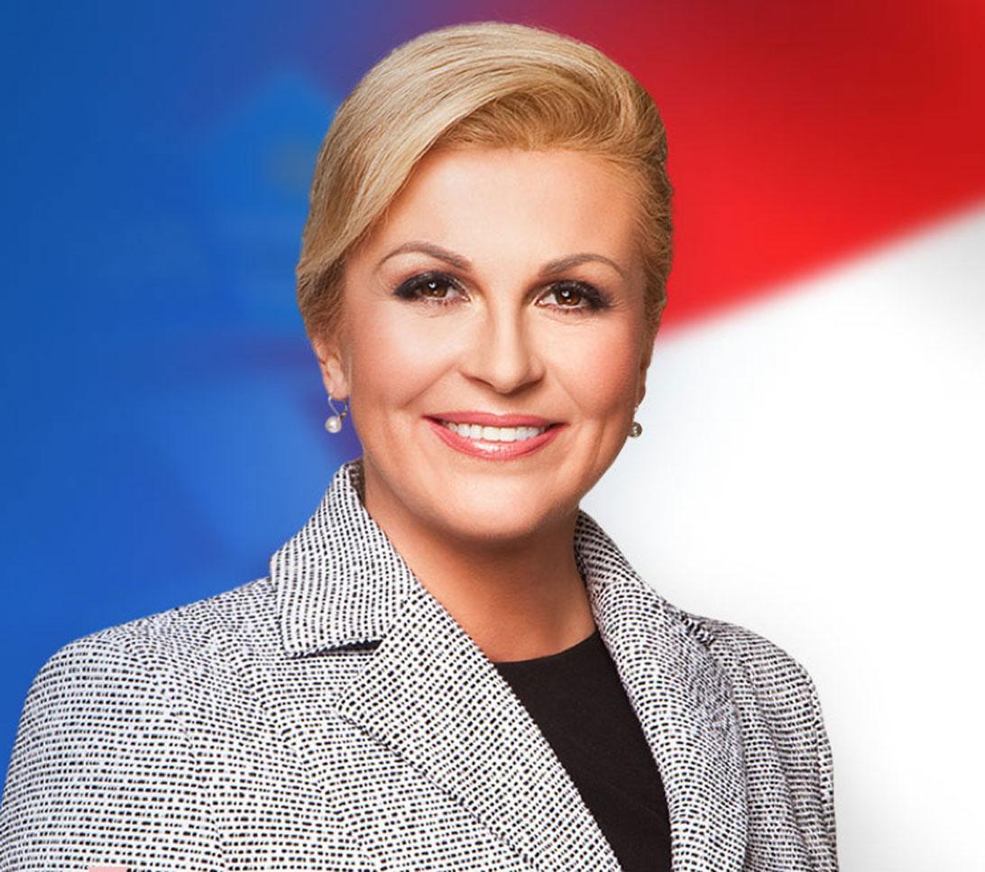 Жена в хорватии