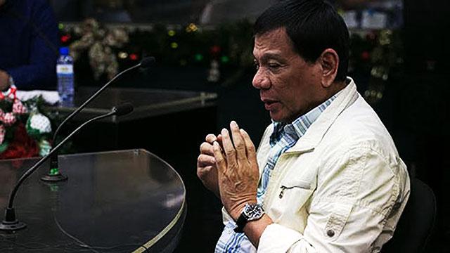Philippine Islands For Rent If Duterte Wins Presidency