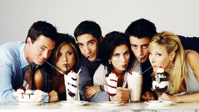 The Cast Of 'Friends' Will Be Reuniting For A TV Special!