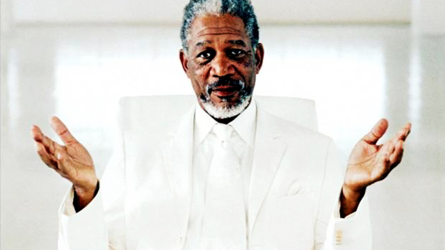 Let 'God' Show You The Way: Morgan Freeman's Voice Is Finally On Waze