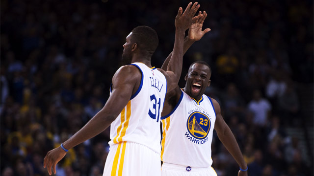 The Unsung Heroes Of The Golden State Warriors' Record-Breaking Start