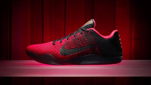 LOOK: Kobe Bryant's Final Signature Shoe As An NBA Player