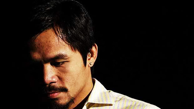 Manny Pacquiao Apologizes For Controversial Comments On Same-Sex Marriage