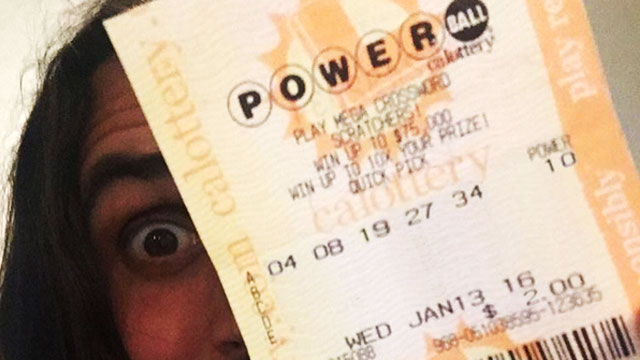 Someone Has Supposedly Won The $1.6 Billion Powerball Jackpot!